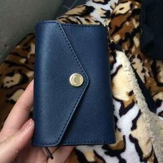 Genuine Michael Kors iPhone 5 Wallet
