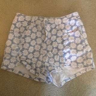 Ava&Ever High Waisted Shorts