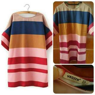 [NEW] Stripes Dress