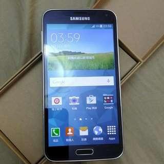 Samsung S5 黑色