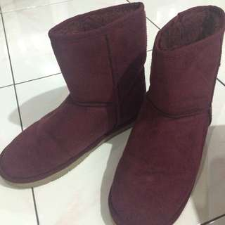 Boots (mouton) For Winter