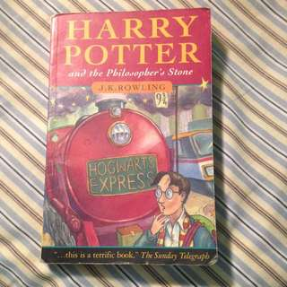 Hary Potter Book