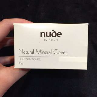 Nude By Nature Natural Mineral Cover Loose Powder