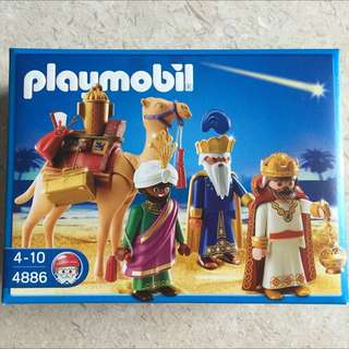 Playmobil Three Wise Men (New) (Reserved)