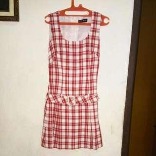 Mini Dress Kotak2