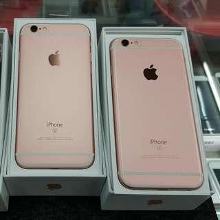 【原點3C】 6s 16G 粉色金色 $17000