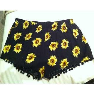 Sunflower Pom-pom shorts