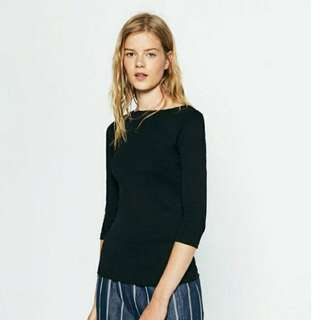 Zara Organic Cotton T-shirt