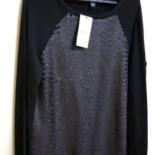 New MNG Loose Sweater