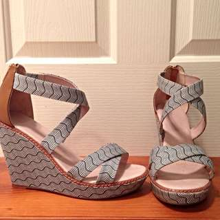 Brand New Missoni for Target Wedge Heel