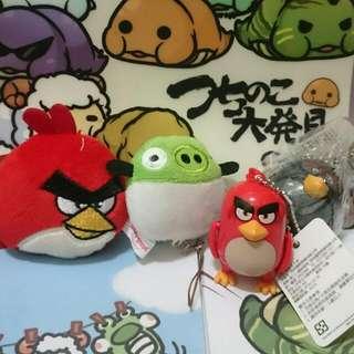 🚚 Angry Birds 憤怒鳥 系列小物