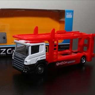 Diecast Scania Truck
