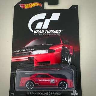 Nissan Skyline Hotwheels GT