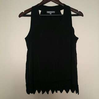 Jigsaw Sleeveless Top
