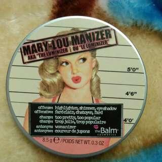 Mary Lou Manizer