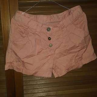 Celana Pendek Ukuran S