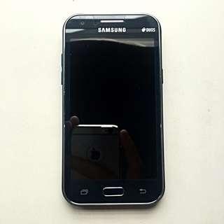 Samsung Galaxy J1 Dual Sim (Blue)