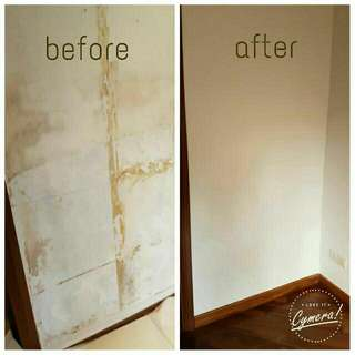 Brighten Up! Express Room painting package