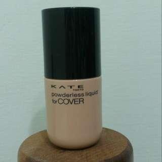 KATE 無痕美顏粉底液 柔膚色
