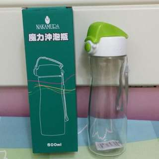 魔力沖泡瓶 鈉鈣玻璃水瓶 茶壺 冷水壺