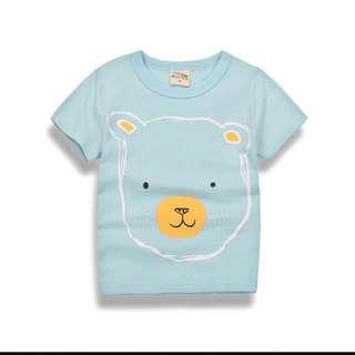 淡藍小熊t