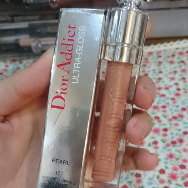 9.9成新 Dior唇蜜 色號157