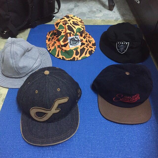 各類帽子價格請內洽