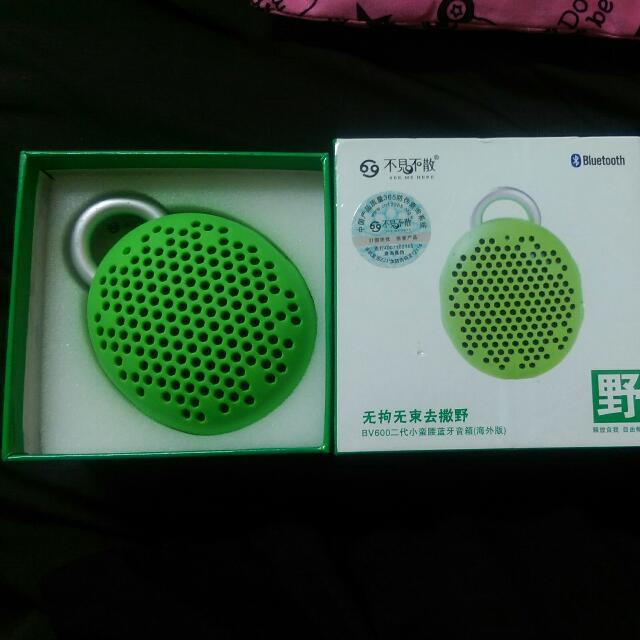 藍芽喇叭/喇叭/Bluetooth speaker
