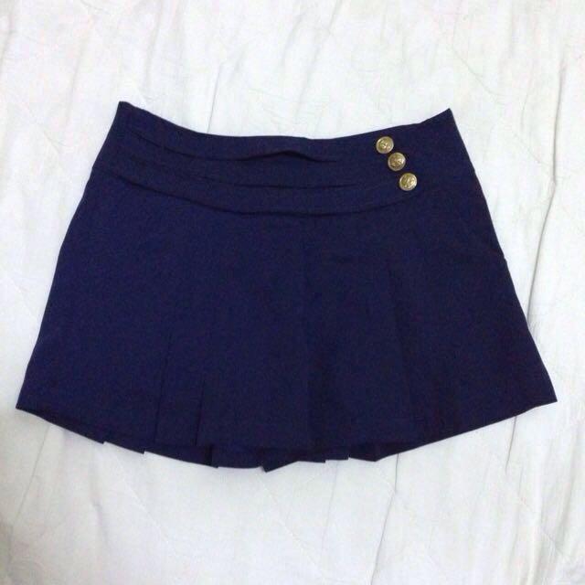 海軍風短褲💗