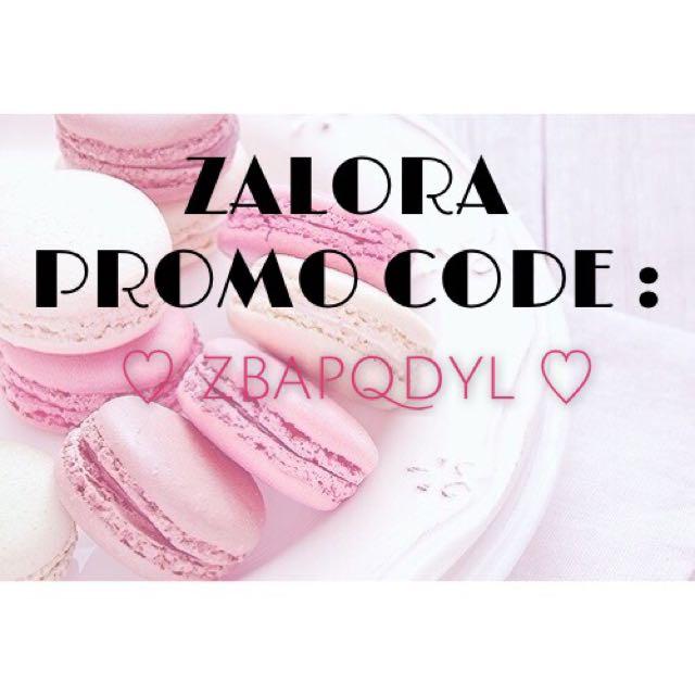 ❤️ 15% OFF ! FREE ZALORA PROMO VOUCHER ❤️