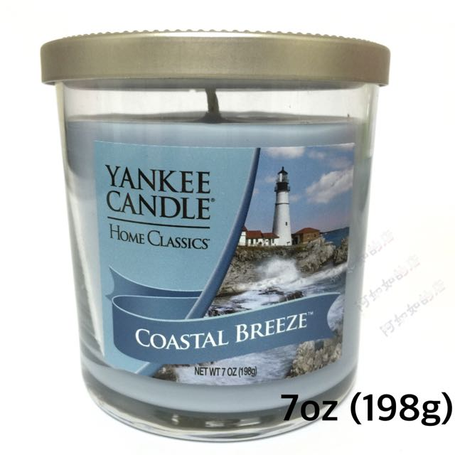 美國帶回 Yankee蠟燭 錫中燭198g