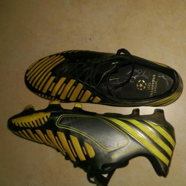 da9ecfd8666b4 Adidas Predator LZ 1st grade