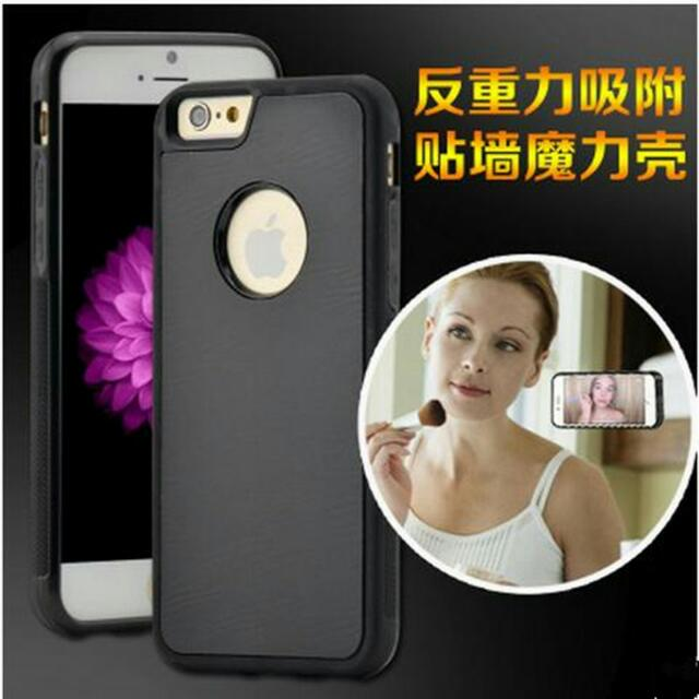 Anti-Gravity Magic Sticky Selfie Case Cover For Apple iPhone 6s 6 Plus