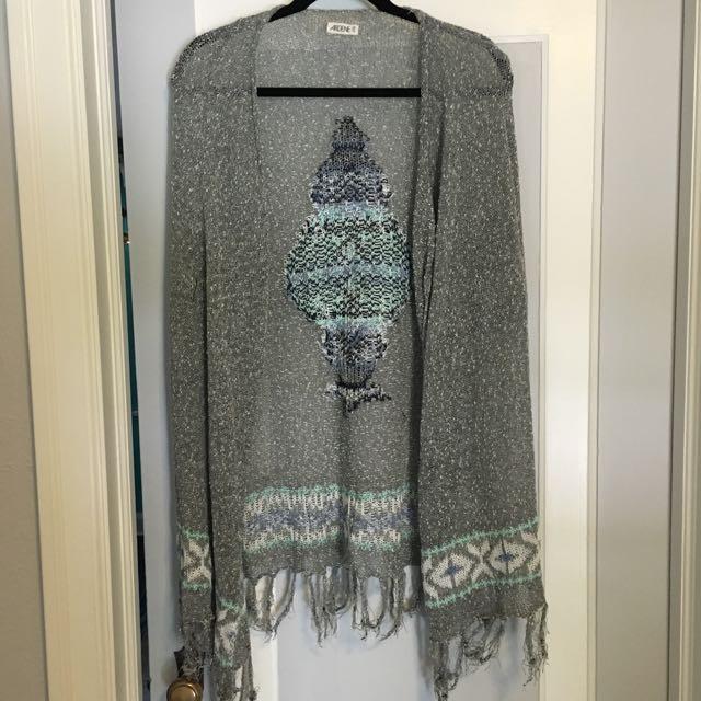 Ardenes Long Light Sweater