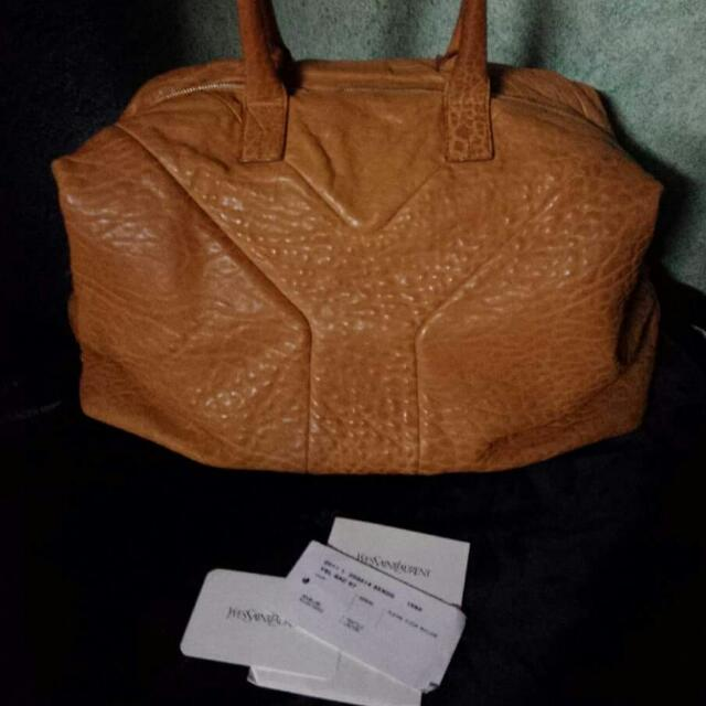 Auth. Ysl Easy Large