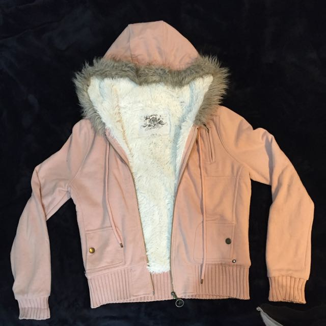 Baby/Light Pink Jacket