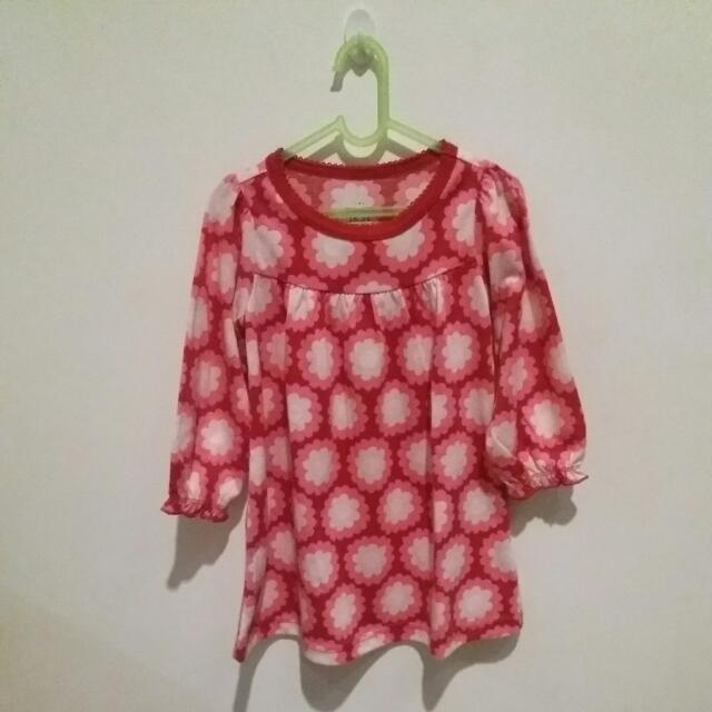 Babydoll Red OLD NAVY