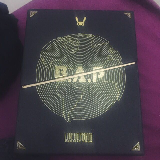 B.A.P Dvd Pacific Tour