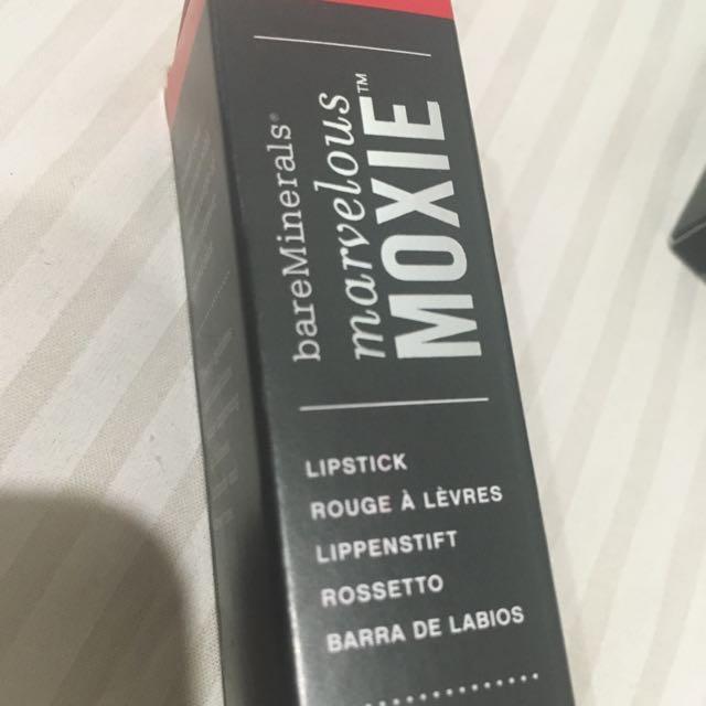Bareminerals Marvellous Moxie Lipstick