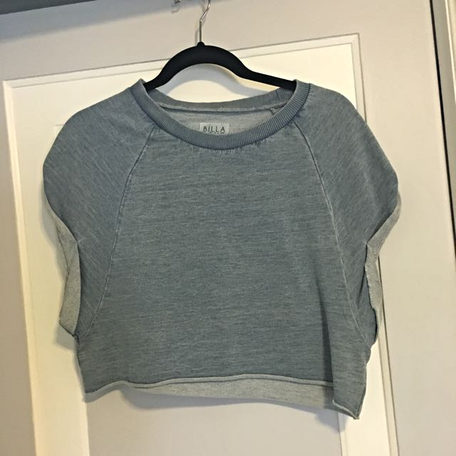 Billabong Sweater Crop