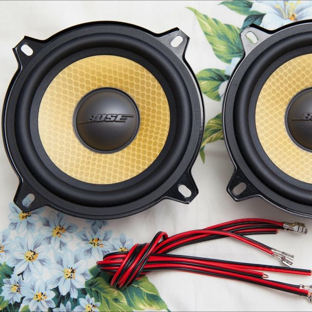 Bose Car Speakers >> Bose 5 Inch Speaker