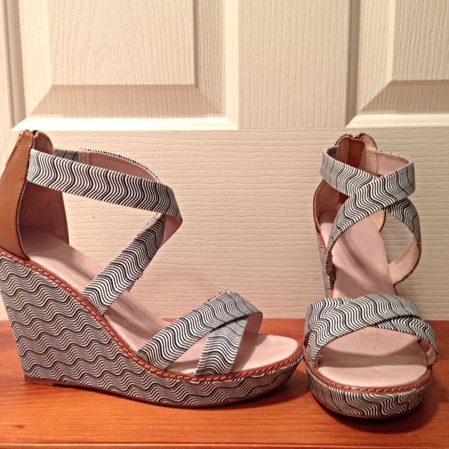 Brand New Missoni for Target Wedge Heel