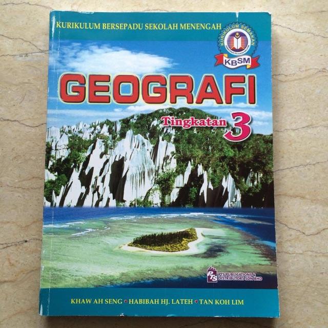 Buku Teks Geografi Tingkatan 2 Sagebestline S Diary