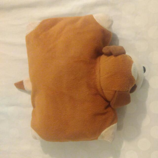 dog pillow/doll