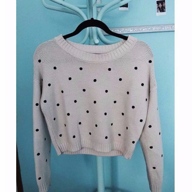 Dotti Cropped Jumper