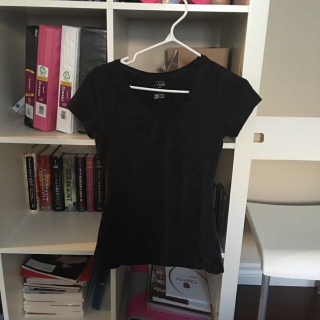 Fila Workout Shirt Size M