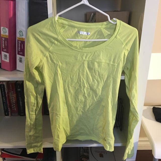 Forever 21 Workout Shirt Size S