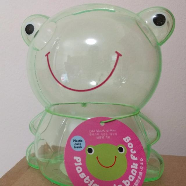 FREE - Frog Coin Bank