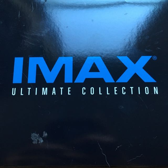 Full Set Of Imax Ultimate Collection