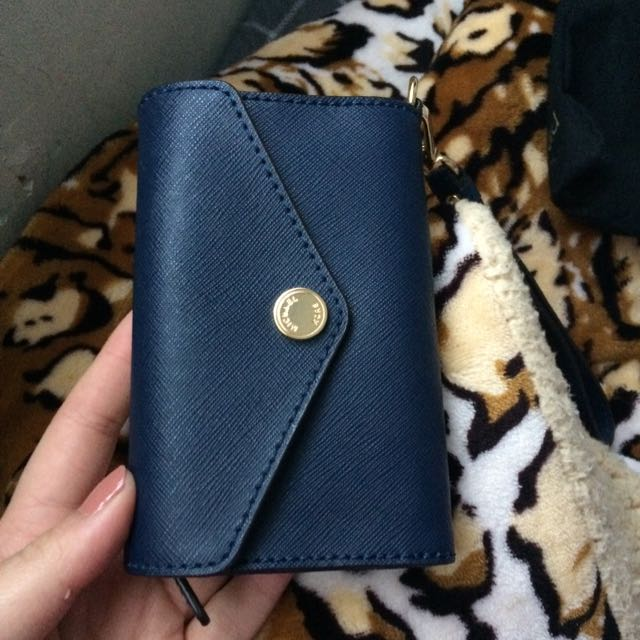 Genuine Michael Kors iPhone 5 Wallet